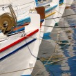 Stock Photo: The fishing boats