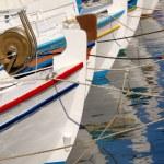 The fishing boats — Stock Photo #6584761
