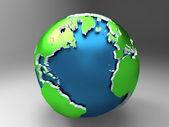 Jorden — Stockfoto
