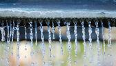 小喷泉 — 图库照片