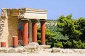 The palace of Knossos — Stock Photo