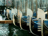 Boats in Venice — Stock Photo
