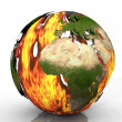 Planet Earth - Foto de Stock