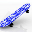Skate board - Stock Photo