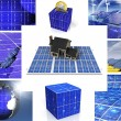 Stock Photo: Solar cell