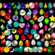 The rhinestones — Stock Photo