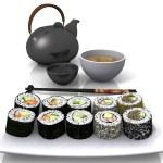 Sushi — Stock Photo #6608211