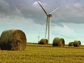 Wind turbine — Stockfoto