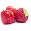 Royalty-Free Stock Photo: Fresh organic Strawberries