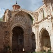 Monasterio en ruinas — Stock Photo