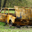 Rusty old car — Stock Photo #6737932