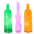 Set of color bottles — Stock Photo #6738135