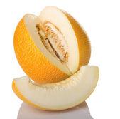 Sliced melon — Stock Photo