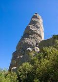 Spire in Goloritze cove — Stock Photo