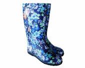 Rain boots — Stock Photo
