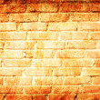 Brick wall grunge — Stock Photo