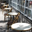Outdoor cafe — Stock Photo #6648530