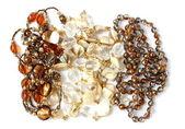 Feminine beads — Stock Photo