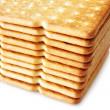 Royalty-Free Stock Photo: Salty cracker