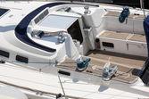 Luxury speedboat — Stock Photo