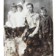 Royalty-Free Stock Photo: Ancient photo of family