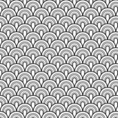 Seamless retrò vector pattern — Stock Vector