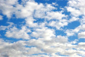 Cclouds on the sky — Stock Photo