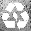 Recycling Symbol — Stock Photo #6674184