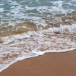 Stock Photo: Waves at Beach