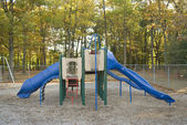 Park Playground — Stock Photo