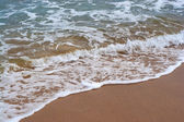 Waves at the Beach — Stock Photo