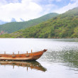 Stock Photo: Tranquil lake
