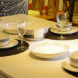 Tableware — Stockfoto