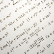 Foto de Stock  : Mathbackground