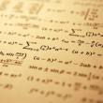 Formulas — Stock Photo #6662027