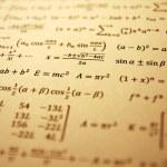 Formulas — Stock Photo #6662056