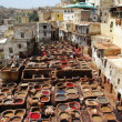 Vats in Fez, morocco - Stock Photo