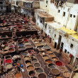 Stock Photo: Vats in Fez, morocco