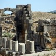 Volubilis Roman old city - Stock Photo