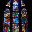 Stained glass window — Stock Photo #6662464