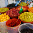 Stock Photo: Spices for sale