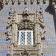 Window Pena palace - Stock Photo