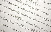 Matematyka geometria tło — Zdjęcie stockowe