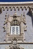 Window Pena palace — Stock Photo