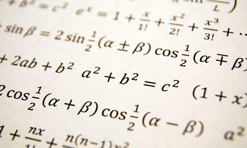 Math background — St... Mathematics Formula