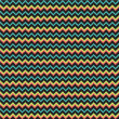 Stock Photo: Zigzag seamless pattern