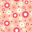 Royalty-Free Stock Photo: Valentine seamless pattern