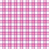 Pattern plaid rosa — Foto Stock