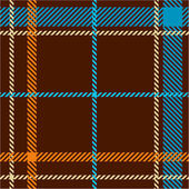 Plaid pattern. See my portfolio for more plaid patterns — Stock Photo