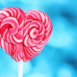 Delicious candy on stick — Stock Photo #6659953